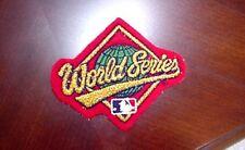 1992 MLB WORLD SERIES 4 inch LOGO PATCH Atlanta Braves Toronto Blue Jays