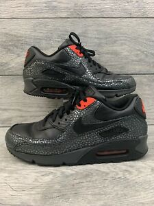 Details about Nike Air Max 90 Deluxe Mens Size 9.5 Infrared Safari 684710 001
