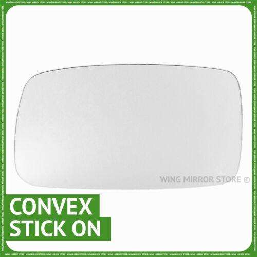Left hand passenger side for Volvo 960 90-96 wing mirror glass