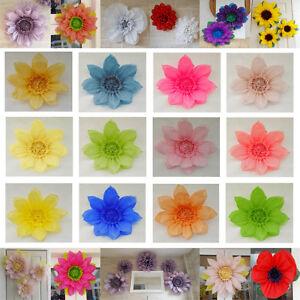 Pompoms Flower Power Summer Tissue Paper Flowers 28cm Wedding Venue
