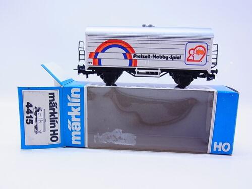 KV 50766bonito Märklin h0 4415 coches de refrigeración ocio-Hobby-juego en OVP