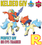 6IV-EVENT-KELDEO-Item-ITEM-POKEMON-SWORD-amp-SHIELD miniatura 1