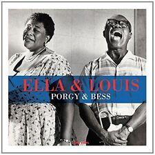 Porgy & Bess by Ella Fitzgerald/Louis Armstrong (Vinyl, Mar-2015)