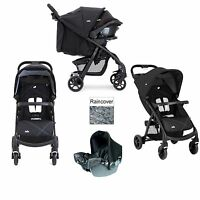 Joie Muze Travel System Universal Black Rrp 200.00