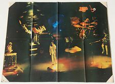 BEST n°84 # 07/1975 # STATUS QUO / avec POSTER KEITH MOON / YES