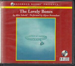Alice-Sebold-The-Lovely-Bones-11CD-Audio-Book-Unabridged-FASTPOST