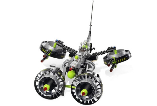 LEGO 7704, 7705, 7706, 7712, 8102, 8103, 8105 - Exo-Force Lot - 7 Sets