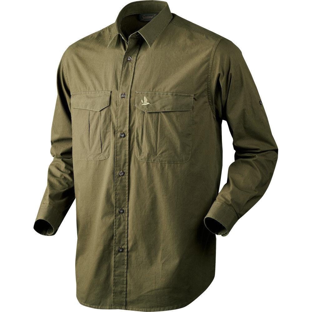 Seeland Senderismo Resistente Tiro Camisa 14 02 102  27  nuevo listado