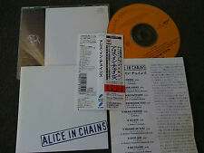 ALICE IN CHAINS / alice in chains/ JAPAN LTD CD OBI bonus track