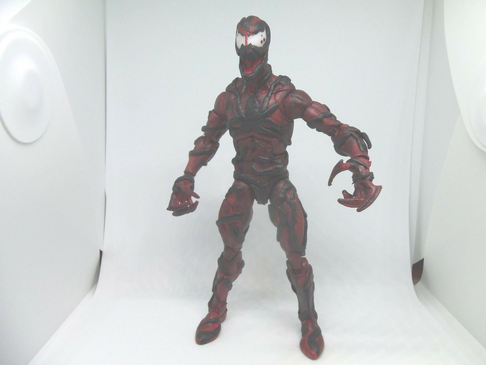 Marvel Legends Custom Carnage Action Figure Free Shipping