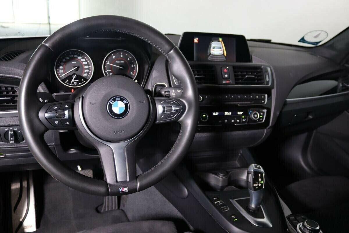 BMW 120d 2,0 M-Sport aut. - billede 7