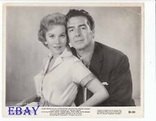 Rhonda Fleming busty, Victor Mature VINTAGE Photo  The Big Circus