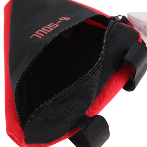 New Cycling Bike Tripod Bag Bicycle Frame Front Tube Triangle Bags Pannier
