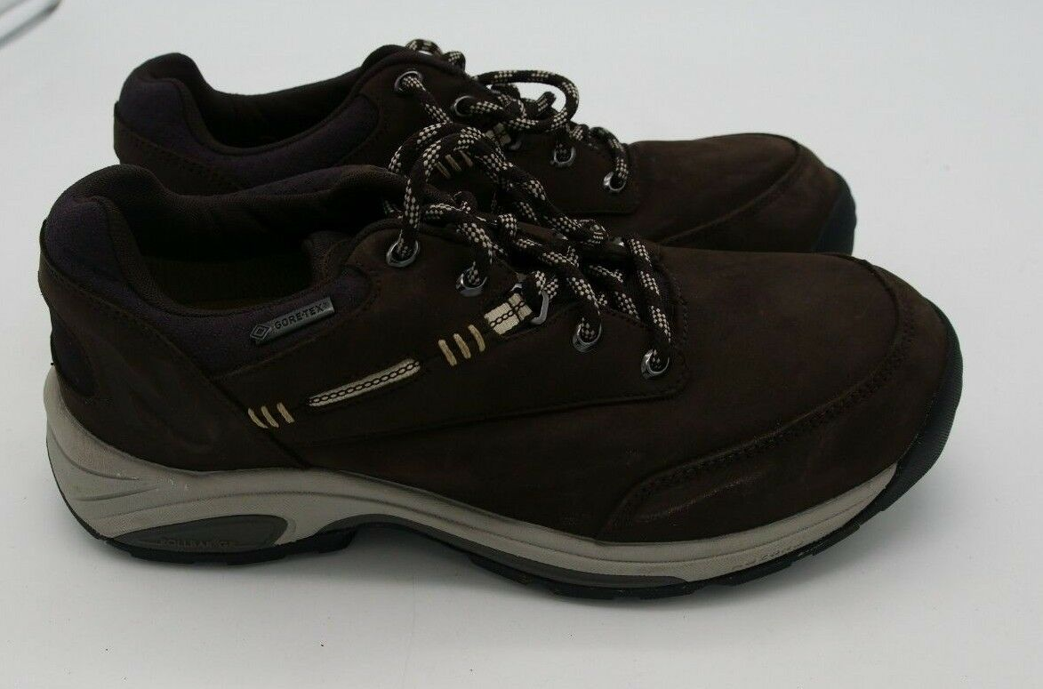 A5044 Women's New Balance WW1069 Country Trail Running Brown shoes 10 D