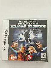 Fantastic Four: Rise of The Silver Surfer For Nintendo DS & 2DS (New & Sealed)