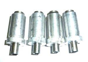 NEW! set of 4pc. URAL 650cc Tappet push rod tubes