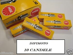 10-CANDELE-NGK-B7HS-PASSO-CORTO