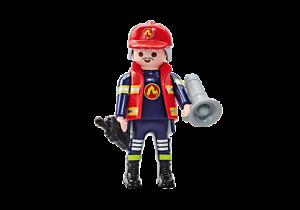 6585 City Action Feuerwehrkommandant B NEU OVP Playmobil