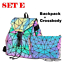 Geometric-Lattice-Luminous-Shoulder-Bag-Holographic-Reflective-Cross-Body-Bag thumbnail 36