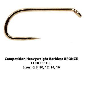 Barbless Blob Hook Size 10 X 50