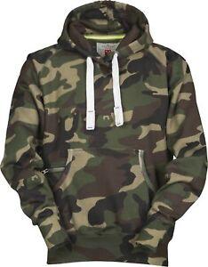 Herren Pullover Camouflage Atlanta