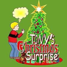 Tony's Christmas Surprise by Shirley Lise (2013, Paperback)