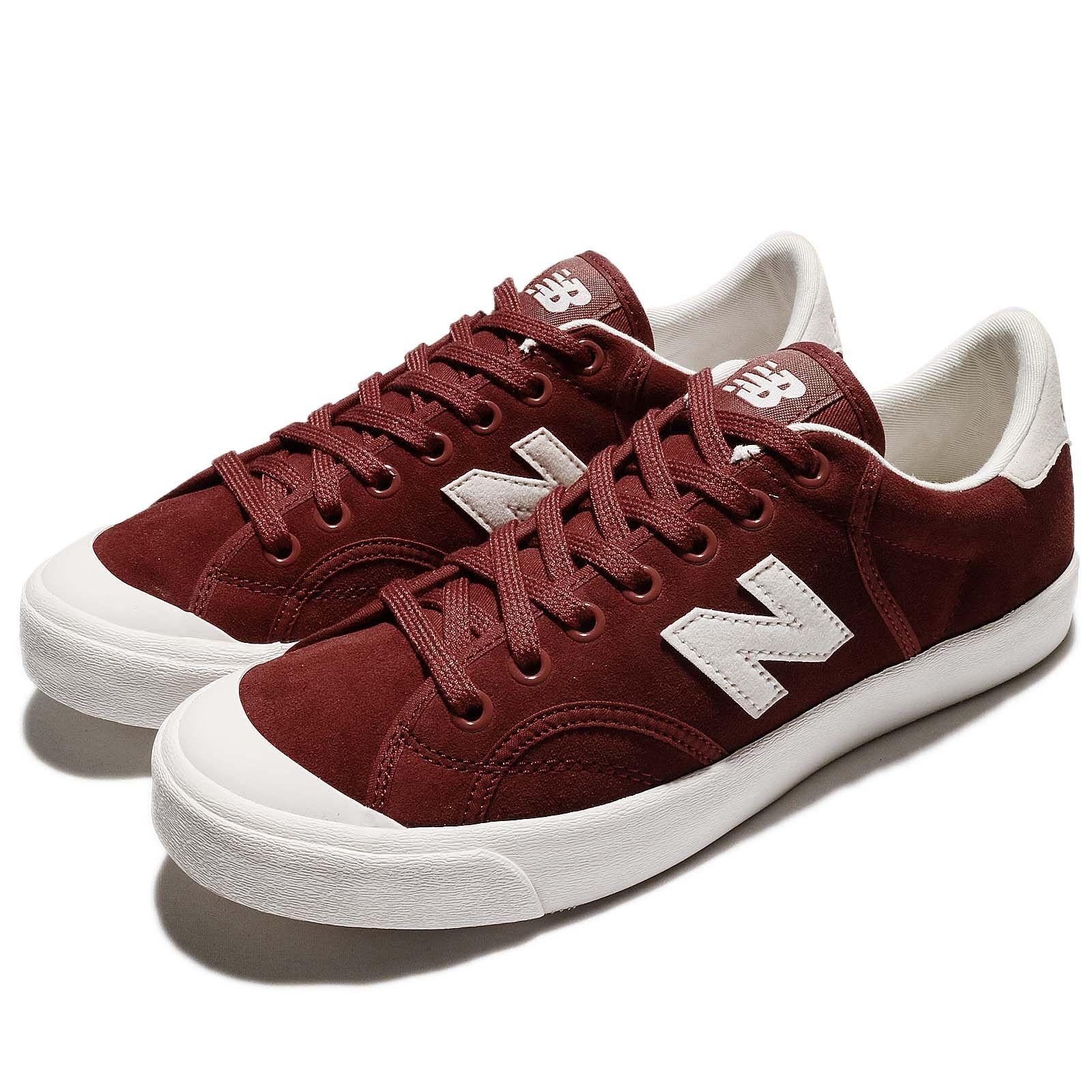 New Balance PROCTSBH D ProCourt Heritage Suede Rosso Uomo Shoes Scarpe da Ginnastica PROCTSBHD