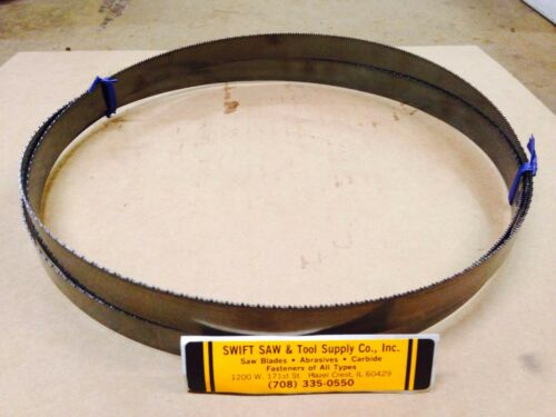 "93/"" X 3//4/"" X .032 X 8T CARBON BAND SAW BLADE DISSTON USA 7/'9/"""