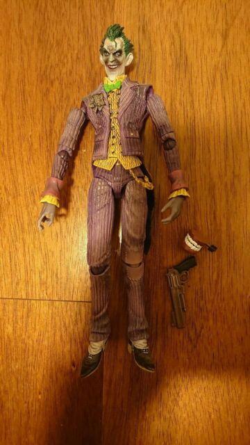 Arkham Asylum Joker Play Arts KAI Figure SQUARE Batman City Knight Origins