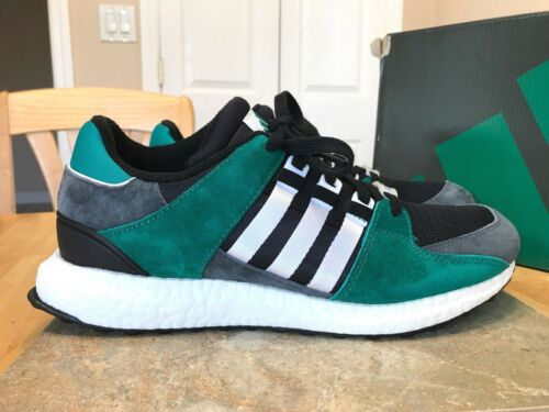 negro hombre 93 S79923 Adidas Calzado Eqt blanco verde gris Support Size10 16 y CxnSw0vqS