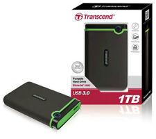 TRANSCEND STOREJET 25M3 1 TB USB 3.0 EXTERNAL Hard Disk Drive - 1TB--