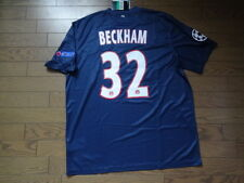 PSG Paris Saint Germain #32 Beckham 100% Original Jersey Shirt XL 2012/13 BNWT