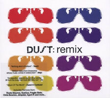 DUST:REMIX = Speeka/Jimpster/Bowden/GusGus/Manuva..= ELECTRO DOWNTEMPO LEFTFIELD