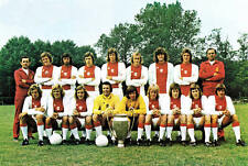 REAL MADRID : AJAX 0:1  European Cup 1  1972-1973