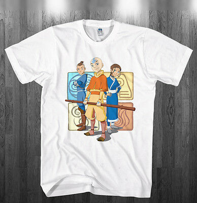 Youth The Last Airbender Shirt New 2XL