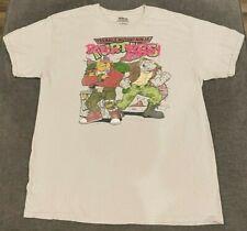 Mens/' T-Shirts Teenage Mutant Ninja Turtles  Bebop Rocksteady  Minions  NWT
