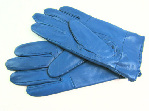 Ladies High Quality Super Soft Genuine Leather Fully Lined Gloves Winter Warm