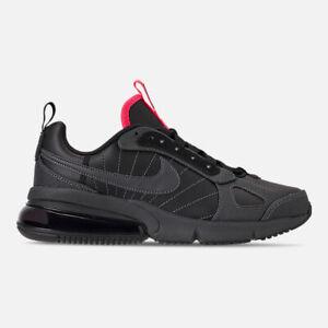 Details about Nike Men's Air Max 270 Futura Running Shoes Black Solar Red AV2151 001 Men's NEW