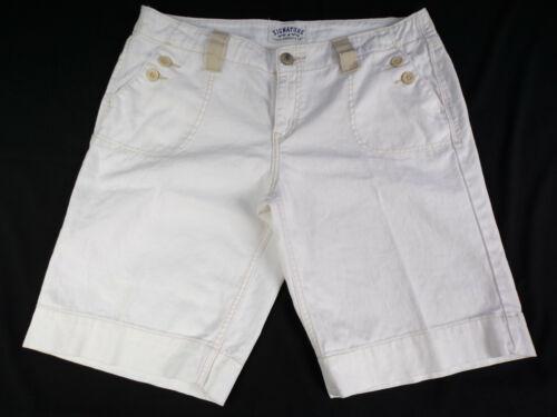 Levi Strauss Bermuda Shorts Misses Size 14 Cream w