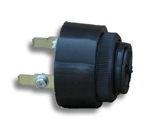 Buzzer Cicalino - Avvisatore Acustico Retromarcia 12 - 24 Volt - Suono Pulsante