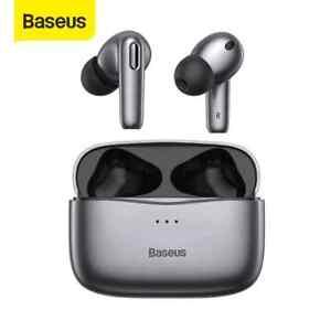 Baseus S2 ANC Earphone Active Noise Cancelling Bluetooth 5.0 TWS Earphone Earbud