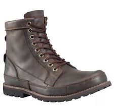 Men's Timberland Earthkeepers Original 6'' Boot Dark Brown Burnished Oiled 15550