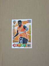 ECUELE MANGA FC LORIENT  SUPERSTAR Trading card carte ADRENALYN PANINI 2011-2012