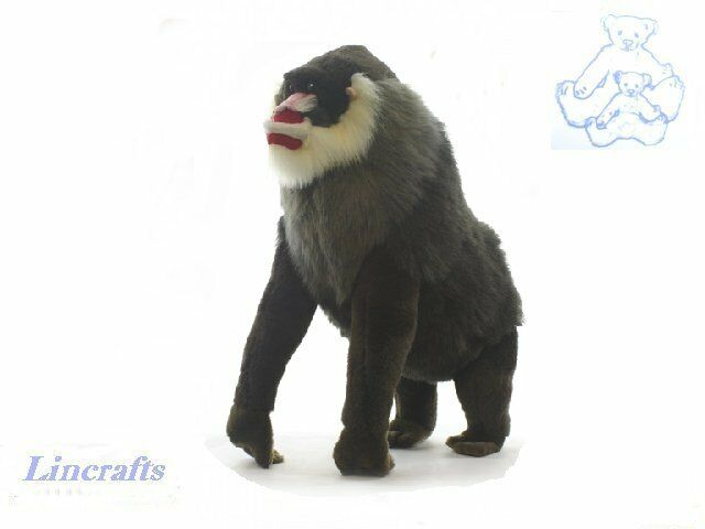 Hansa Mandrill 3577 Plush Soft Toy Sold by Lincrafts Established 1993