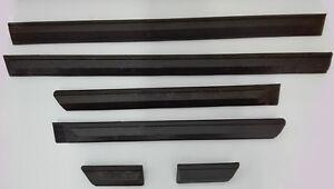 Set-di-modanature-paracolpi-Fiat-132-Mouldings-complete-set-Fiat-132