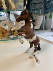 SCHLEICH Pferd EXCLUSIVE 72002 Steigender Mustang / Schecke, rar!! Sonderedition - Zweiflingen, Deutschland - SCHLEICH Pferd EXCLUSIVE 72002 Steigender Mustang / Schecke, rar!! Sonderedition - Zweiflingen, Deutschland