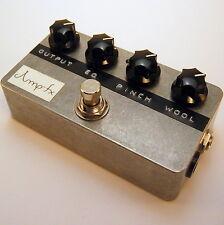 Amp-fx Wollmammut Fuzz clone // für Gitarre und Bass // NEW SOUND SAMPLES