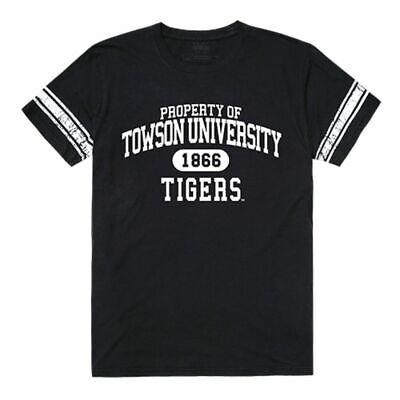 Towson University Tigers NCAA Property Tee T-Shirt