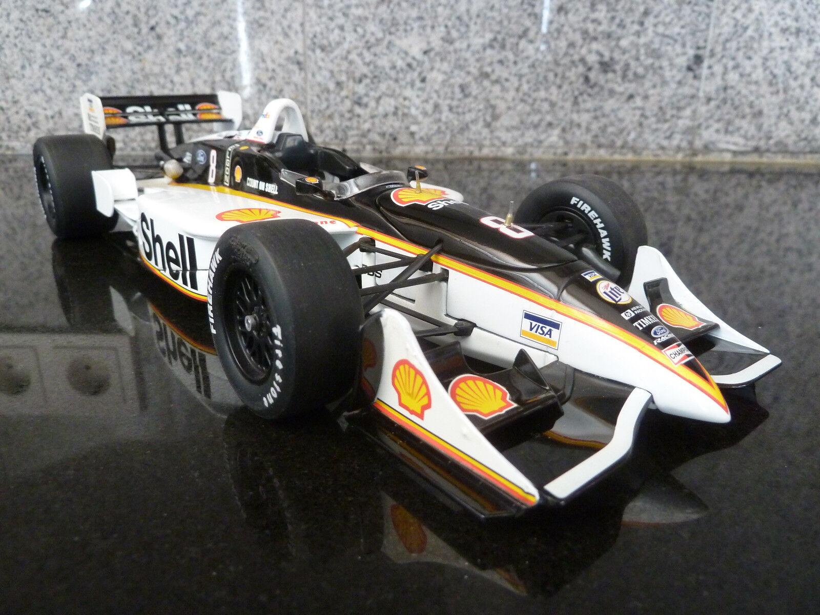 1  18 action, Reynard 1999, Bryan HERTA, Shell  excellent prix