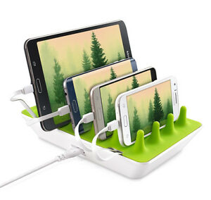 Image Is Loading Gelid Solutions Zentree Multiple Device Charging Station For